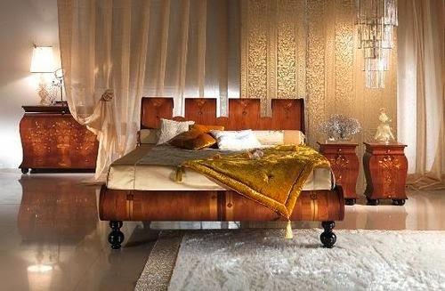 Habitación elegante y de lujo
