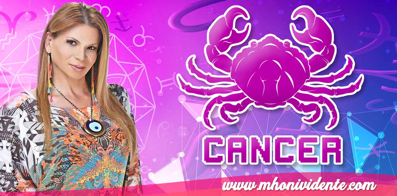CANCER - HORÓSCOPO DE HOY MARTES 16 ABRIL