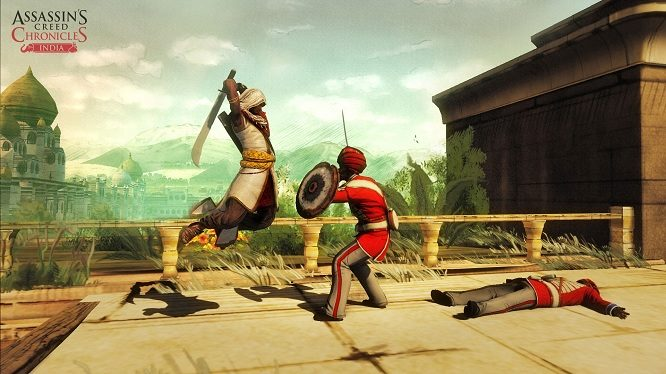 Assassin's Creed Chronicles India PC Game-play