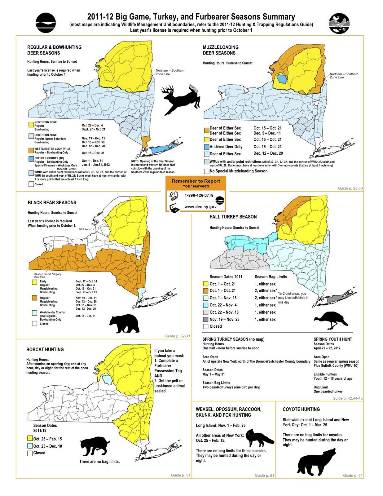 Hunting Season In The Adirondacks Spring Turkey Season