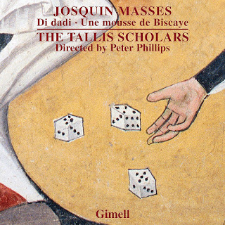 Missa Di Dadi - The Tallis Scholars