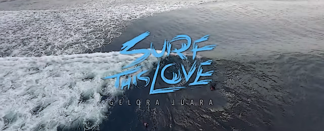 REVIEW FILEM SURF THIS LOVE GELORA JUARA