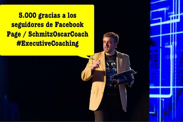 Nueva #META alcanzada 5.000 seguidores @Facebook @SchmitzOscar #Gracias