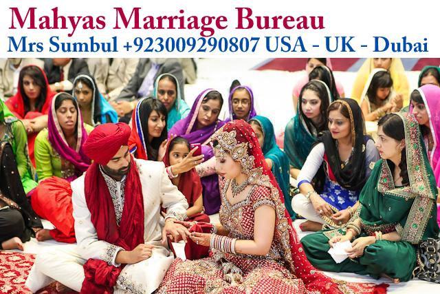Girls for Marriage with Pakistani and Indian Single Men in
