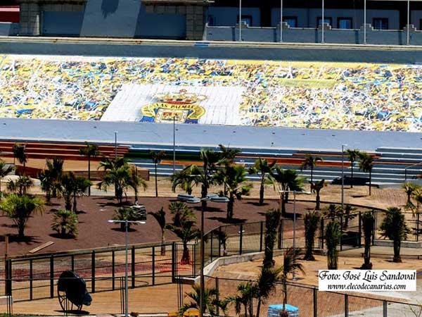 Todos los parques municipales de Las Palmas de Gran Canaria, cerrados hasta nuevo aviso por alerta viento / Foto: José Luis Sandoval