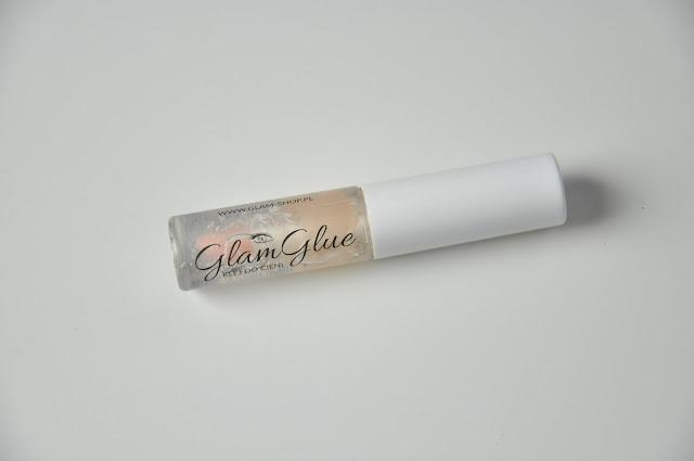 klej do cieni, pigmentów i brokatów glamglue z glamshop.pl.