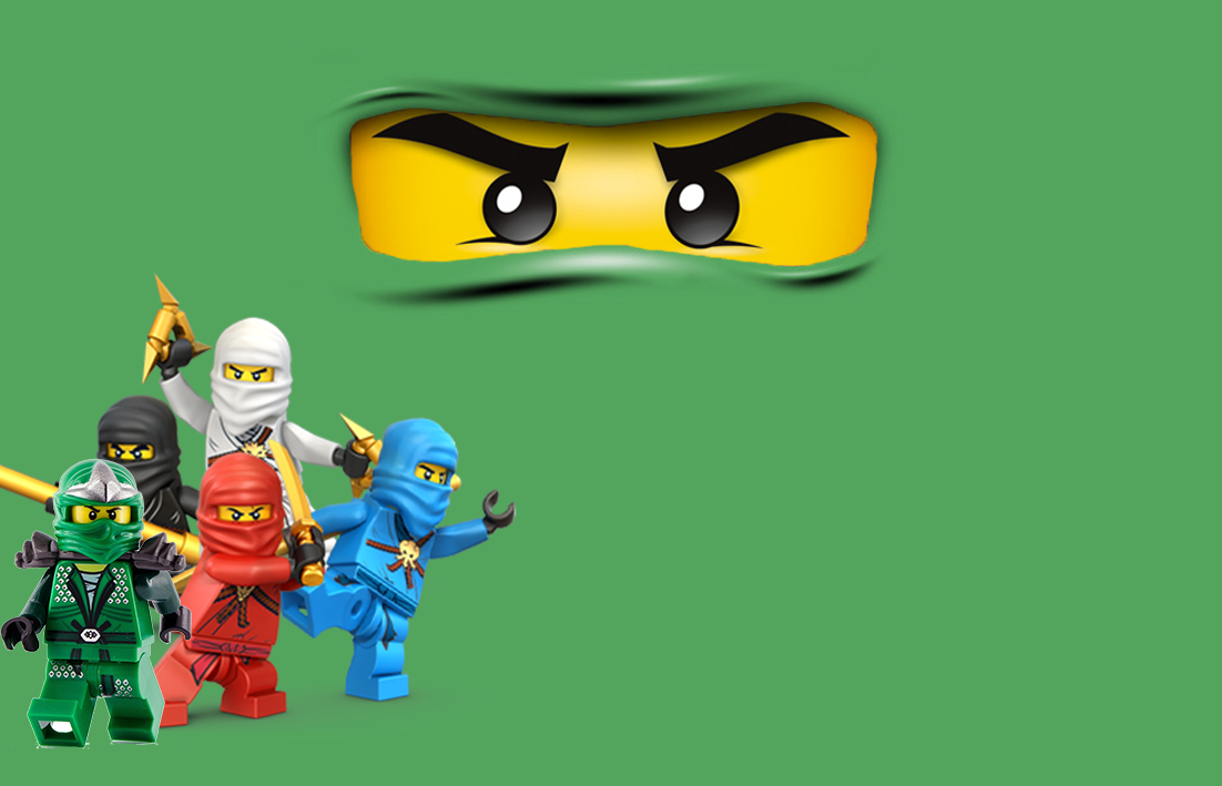 Ninjago Party Free Printable Kit Oh My Fiesta for Geeks