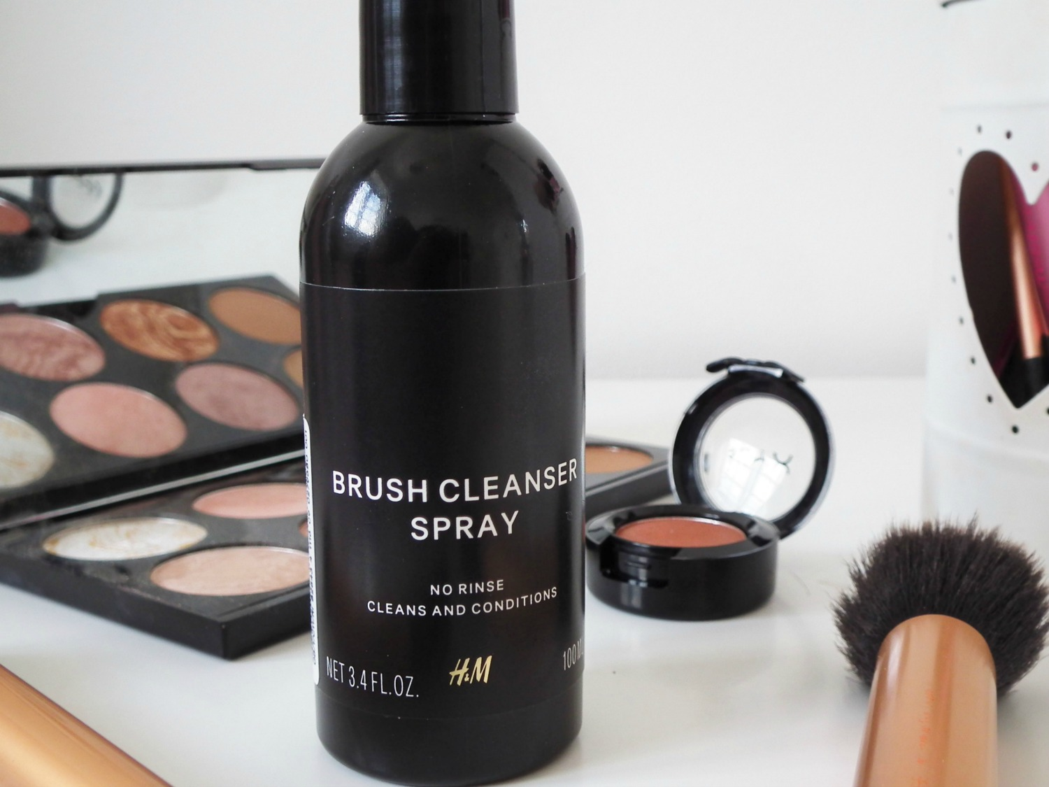 H&M Brush Cleanser - Review