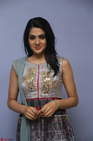 Sakshi Chaudhary Beautiful Emroidery Work Sleeveless Anarkali Dress 061.JPG