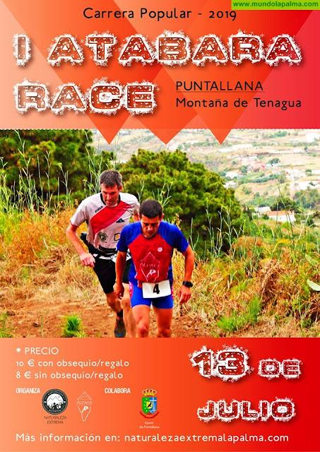 Atabara Race en Puntallana