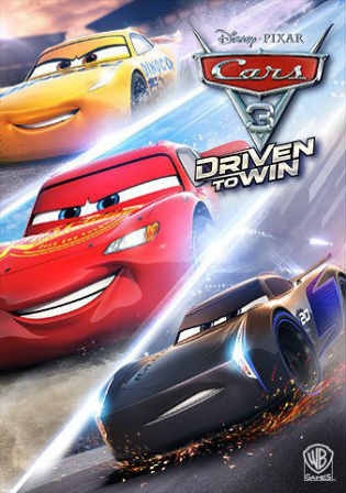 Cars 3 2017 HDRip 300MB Full Hindi Dubbed Movie Download 480p Watch Online Free bolly4u