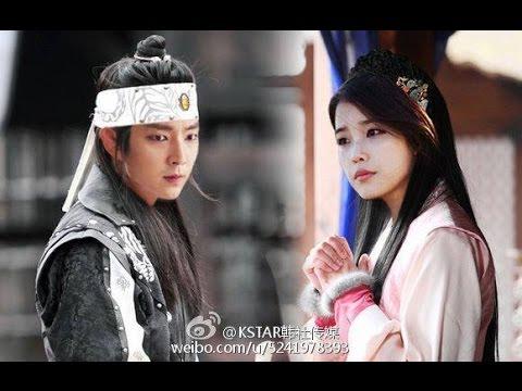 starz: Kdrama: Scarlet Heart: Ryeo (Moon Lover)