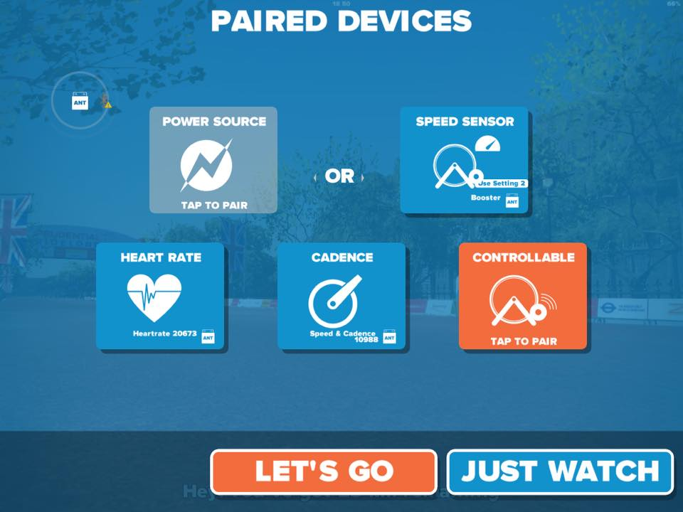 Ride on the Edge: ZWIFT with WAHOO ANT+ KEY