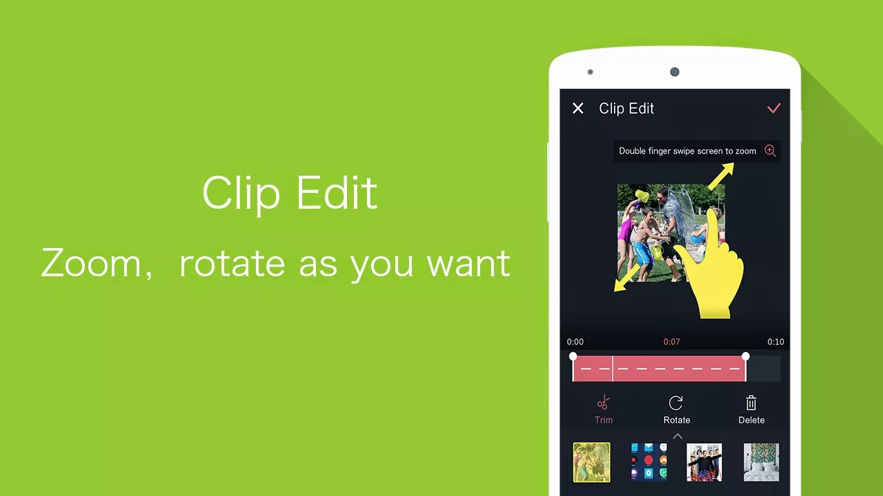 Preview VideoShow : Video Editor & Maker | andromin