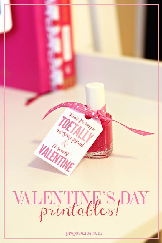 Valentines Day Printables Prep Avenue