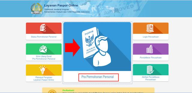Teknis Cara Pembuatan Paspor Umroh Secara Online Dengan Mudah