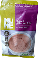 Morrisons Nu Me low calorie hot chocolate