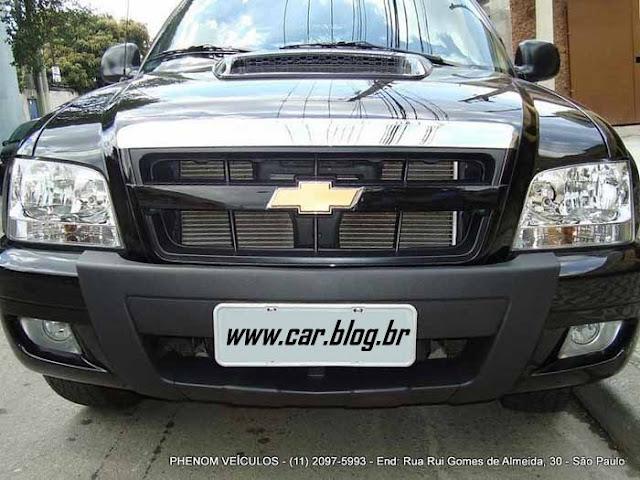 51ddbedf39 Avaliação Chevrolet S10 2.4 FlexPower 2010 Advantage cabine-dupla ...