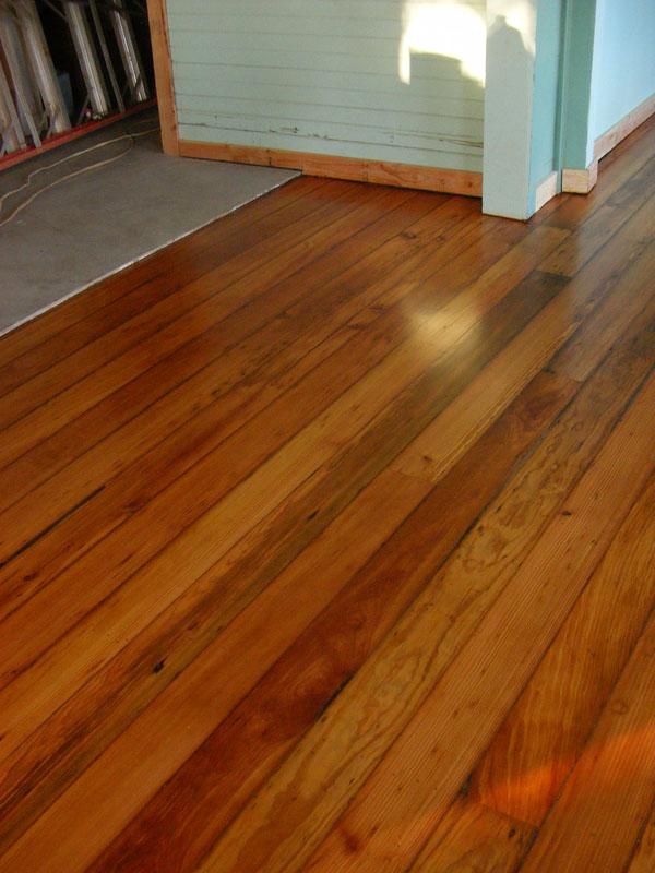 Wood Floor Repair Hardwood