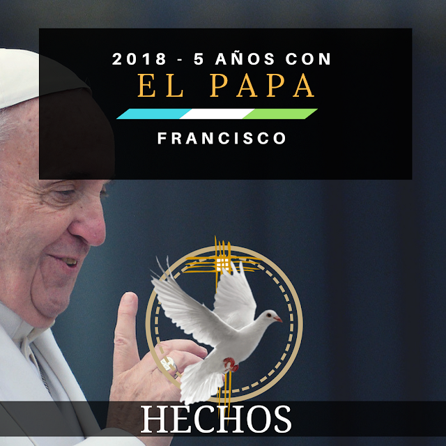 Momentos inolvidables del pontificado del Papa Francisco [VIDEOS]