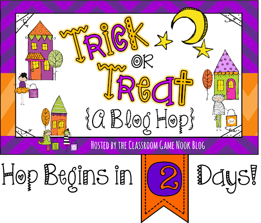 Halloween Blog Hop: Count Down...