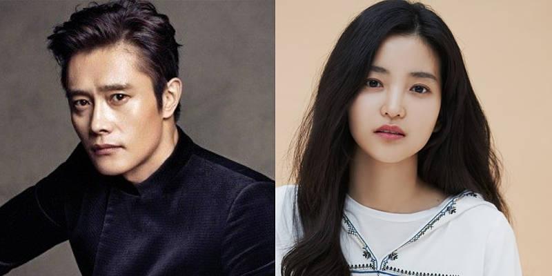 Lee Byung Hun, Kim Tae Ri, Kim Eun Sook