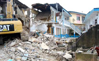 Experts attribute rampant building collapse to hasty construction