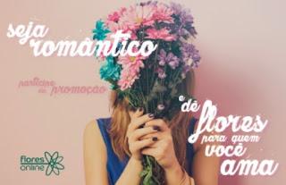 Promoção dia dos Namorados Rádio Antena 1 Flores Online