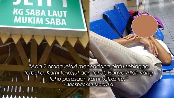 Dugaan Ramadan, Dua Backpackers Rakyat Malaysia Dianiaya Di Brunei