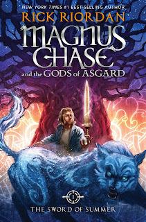 Magnus Chase y los dioses de Asgard