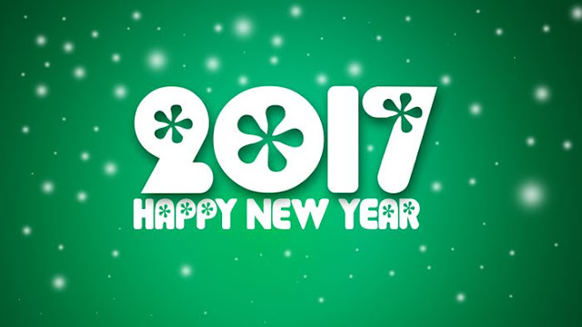 Happy New Year 2017 HD Wallpaper 21