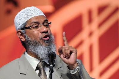 Kunjungi Indonesia, Dr Zakir Naik Beberkan Strategi Cerdas yang Bikin Musuh Islam Ketakutan