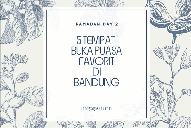 Tempat Makan Favorit Di Bandung