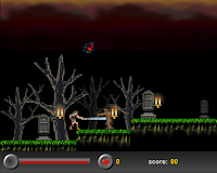 Here is a #Halloween #@D #Platforming #Adventure #Castlevania!