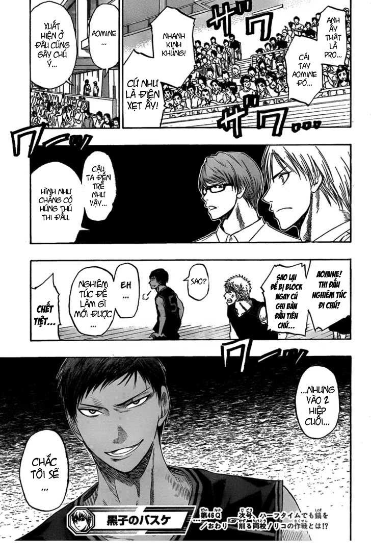 Kuroko No Basket chap 046 trang 18