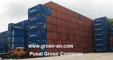 Container Bekas Untuk Rumah Tinggal