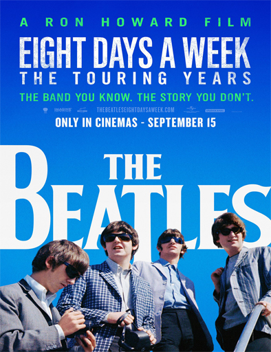 ver The Beatles: Eight Days a Week – The Touring Years (2016) Online