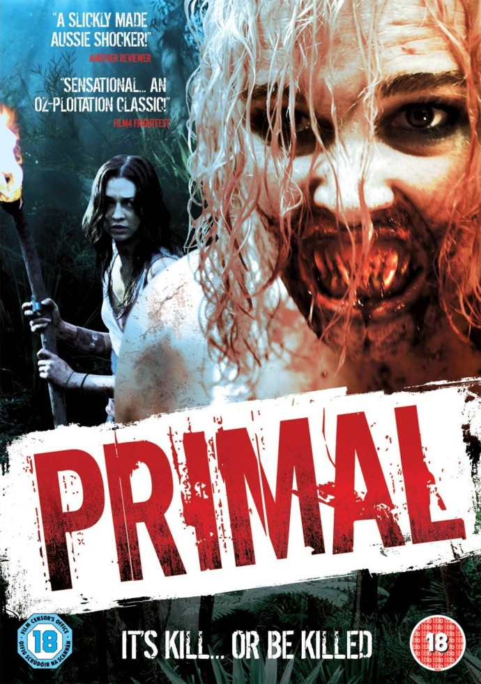 From Black to Red: Primal (2010)