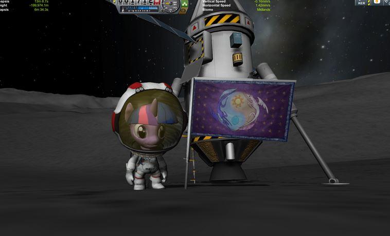 kerbal in space suit - photo #17