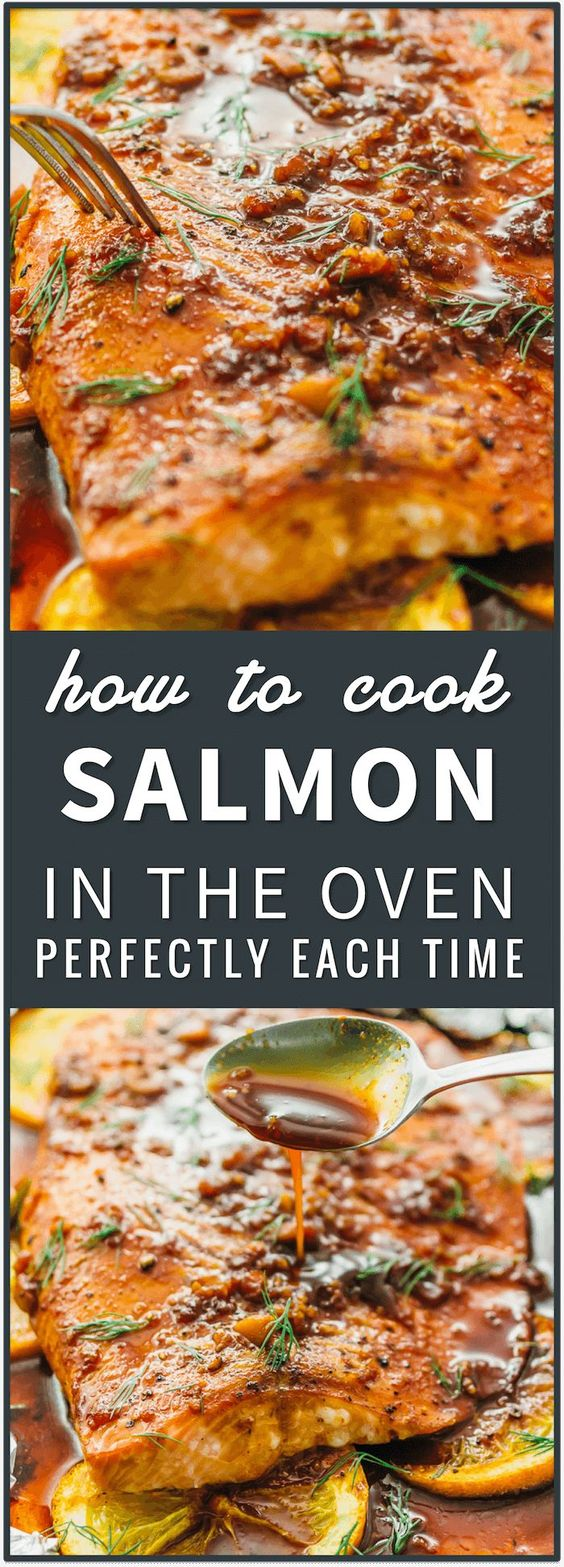 How To Cook Perfect Salmon