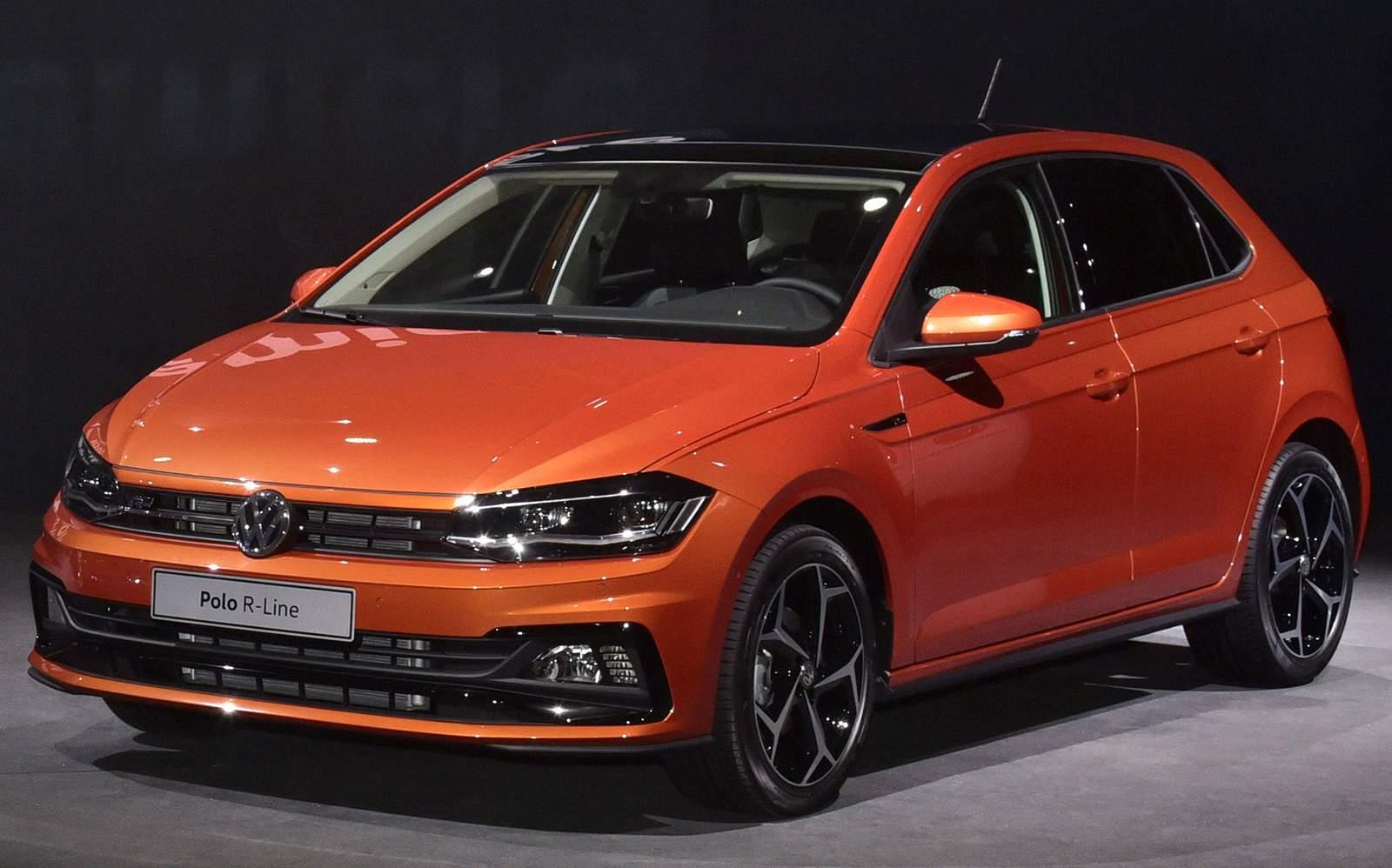 lan amento volkswagen 2018. Novo VW Polo 2018 Lan Amento Volkswagen