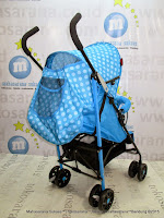 BabyDoes CH206 Clip Buggy Baby Stroller