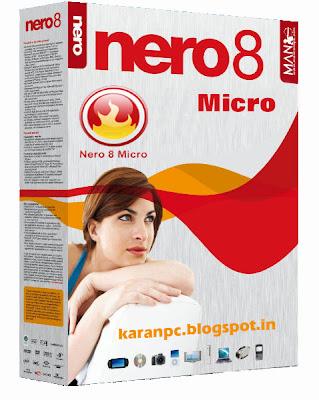 Nero 8 Micro v8.3.2.1