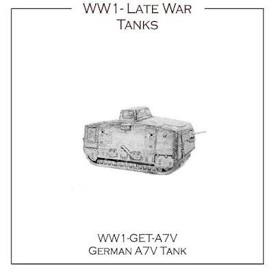 German A7V
