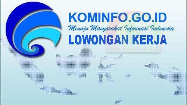Lowongan Kerja Pegawai Kontrak Badan Litbang SDM Kominfo Terbaru 2019