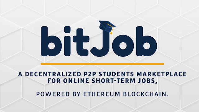 BitJob, the P2P freelance marketplace for students