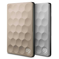 Source: The PC Show. Seagate's new Backup Plus Ultra Slim drives.