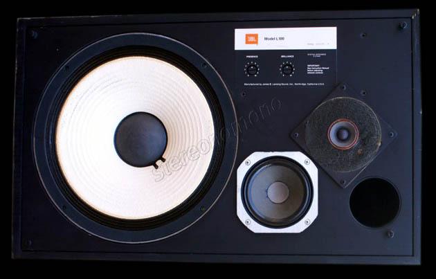Stereonomono Hi Fi Compendium Jbl L100 Century