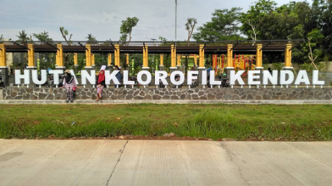 Taman Klorofil Kendal, Wisata Baru di Kabupaten Kendal