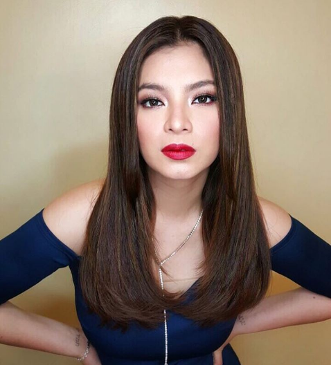 Red Cross Chairman Dick Gordon Greets Angel Locsin On Her Birthday